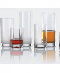 poháre séria blues crystalex, epohare, poháre na vodu a whisky