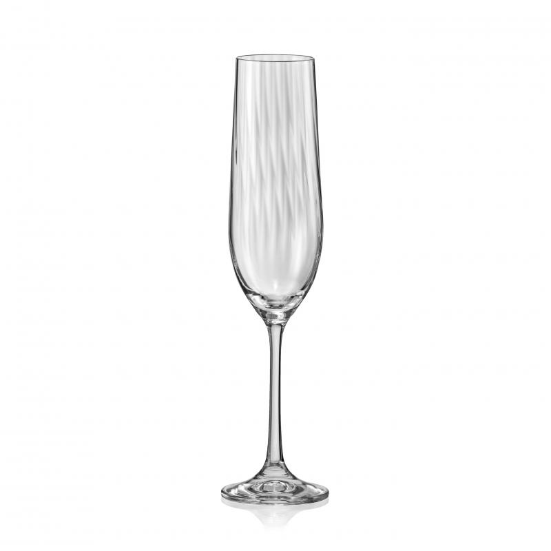 c907bf563c195 Waterfall 190ml pohár na šampanské Bohemia Crystal | ePoháre.sk