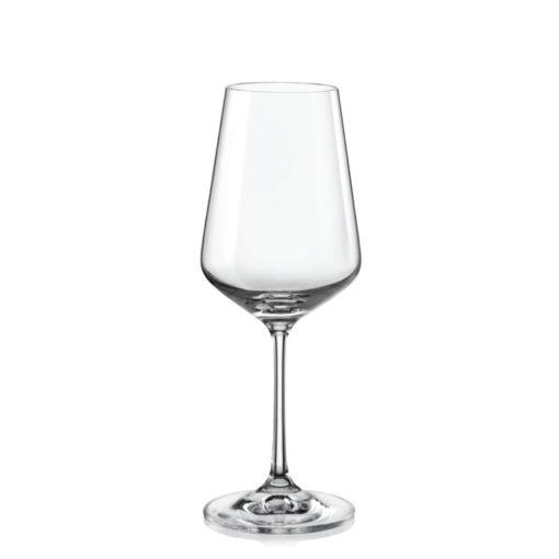 40728/350 Sandra 350ml univerzálny pohár na víno, degustačný