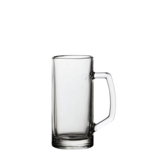 bernahladka03 krígeľ na pivo hladký