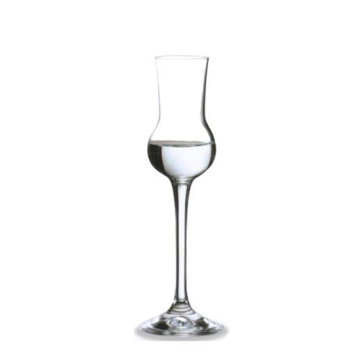 pohár na destiláty, pálenku