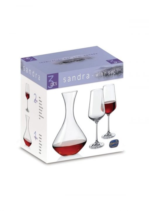sandra-1+2-karafa-s-pohármi-crystalex